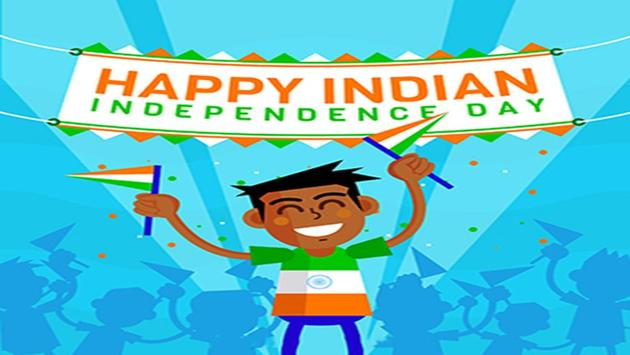 Independence Day Greeting Cards 15 Aug screenshot 1