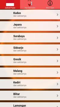 Jadwal Puasa Ramadhan 2017 screenshot 10