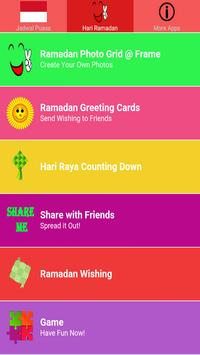 Jadwal Puasa Ramadhan 2017 screenshot 11