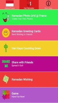 Jadwal Puasa Ramadhan 2017 screenshot 7