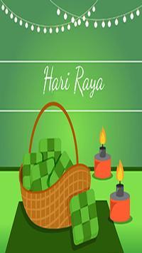 Kad Ucapan Hari Raya poster