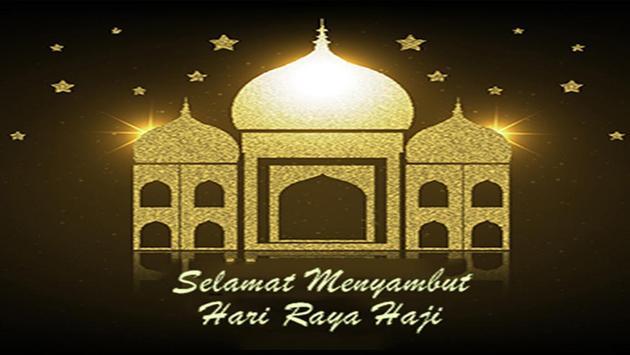 Kad Ucapan Hari Raya Haji screenshot 3