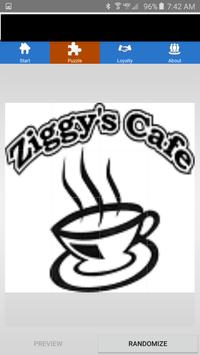 Ziggys Cafe apk screenshot