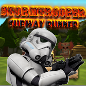 Stormtrooper Subway Runner Indian Adventure icon