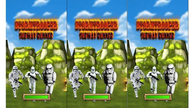 Stormtrooper Subway Runner screenshot 10