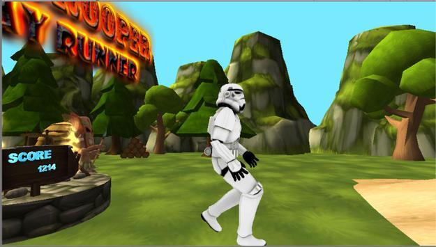 Stormtrooper Subway Runner Indian Adventure screenshot 1