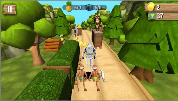 Stormtrooper Subway Runner Indian Adventure screenshot 2
