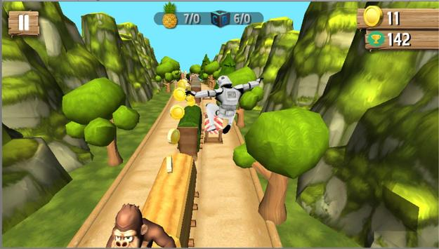 Stormtrooper Subway Runner Indian Adventure screenshot 4