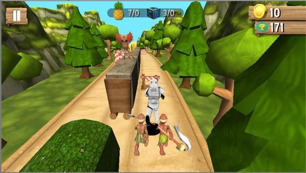 Stormtrooper Subway Runner Indian Adventure screenshot 5