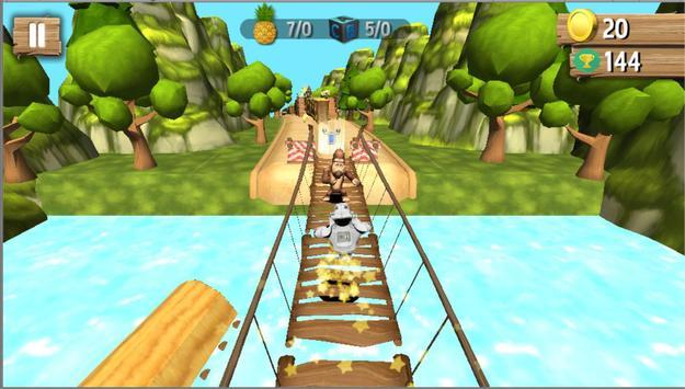 Stormtrooper Subway Runner Indian Adventure screenshot 6