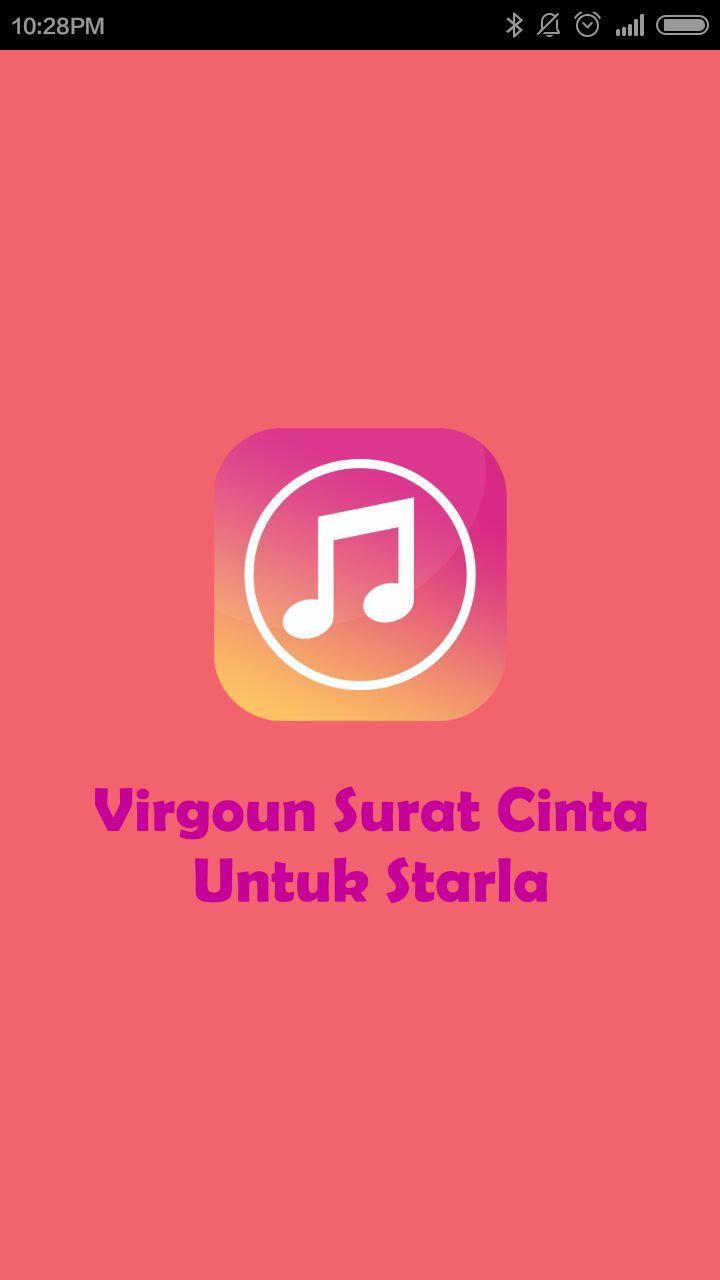 Virgoun Surat Cinta Untuk Starla For Android Apk Download