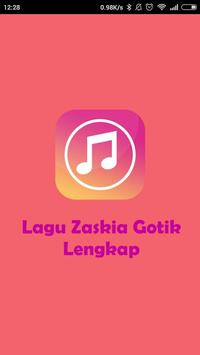 Lagu Zaskia Gotik Lengkap apk screenshot