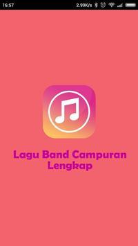 Lagu Band Campuran Lengkap apk screenshot
