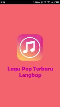 Lagu Pop Terbaru Lengkap poster