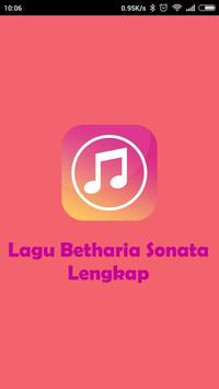 Lagu Betharia Sonata Lengkap poster
