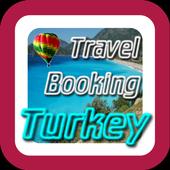 Travel Booking Turkey icon