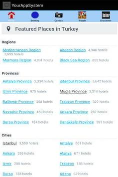 Travel Booking Turkey screenshot 4