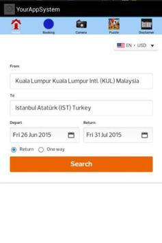 Travel Booking Turkey screenshot 6