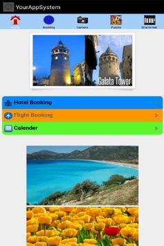 Travel Booking Turkey poster