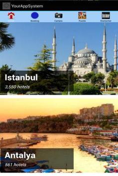 Travel Booking Turkey screenshot 3