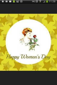 Womens Day eCard apk screenshot