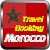 Travel Booking Morocco icon
