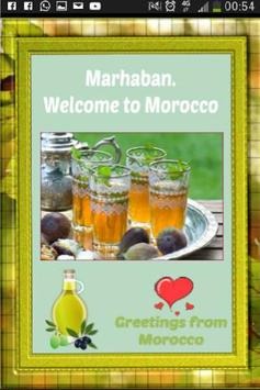 Travel Booking Morocco poster