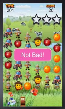 Farm Match saga apk screenshot