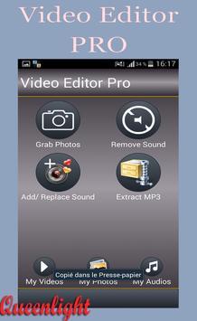 Square Video Editor Pro poster