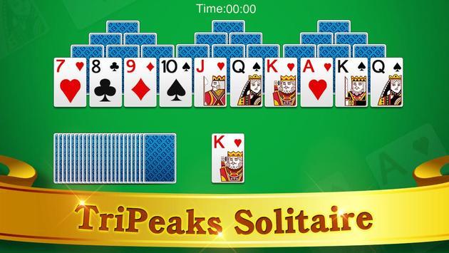 Tripeaks Solitaire screenshot 4