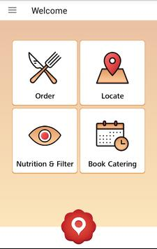 eMenuTouch Food Truck screenshot 1