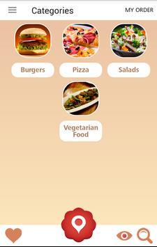 eMenuTouch Food Truck screenshot 4