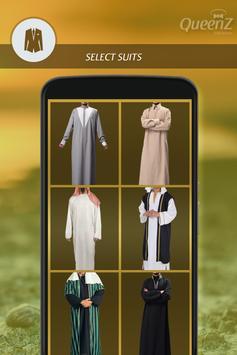 Arab Man Fashion Suit poster