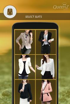 Korean Woman Suit 2015 poster
