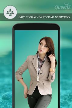 Korean Woman Suit 2015 apk screenshot