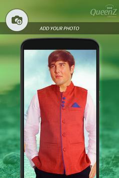Modi Jackets Suit 2015 apk screenshot