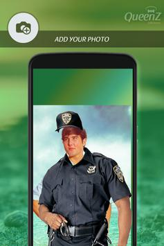 Police Suit Photo Editor apk screenshot