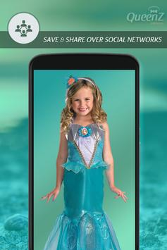 Princess Kids Photo Suit apk screenshot