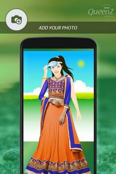 Woman Chaniya Choli Photo Suit apk screenshot