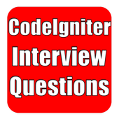 CodeIgniter Interview Question icon