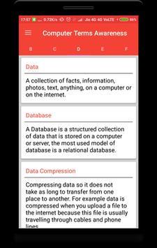 Computer Terms apk screenshot