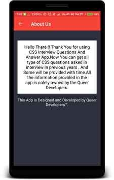 CSS Interview Questions screenshot 7