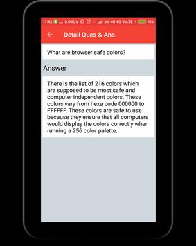 CSS Interview Questions screenshot 9
