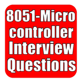 8051 Microcontroller Interview Question icon