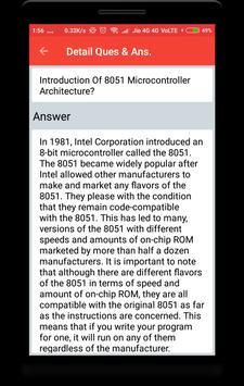 8051 Microcontroller Interview Question screenshot 3