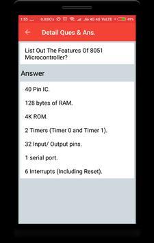 8051 Microcontroller Interview Question screenshot 2