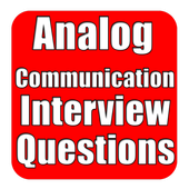 Analog Communication Interview Question icon