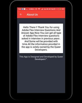 Adobe Flex Interview Question screenshot 15