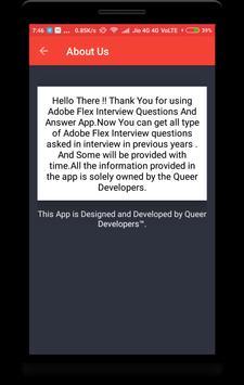 Adobe Flex Interview Question screenshot 7