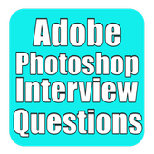 Adobe Photoshop Interview Question icon